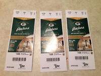 Green Bay Packers Tickets