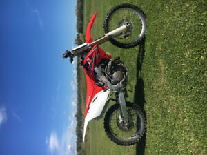 2010 Crf450r trade for yz250