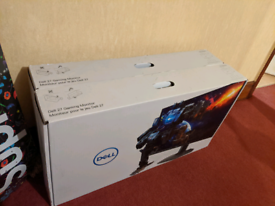 "Dell S2721DGFA 27"" QHD IPS 165Hz gaming monitor. Brand new & sealed. 3yr warranty"