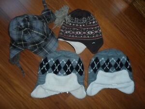 KIDS WARM WINTER HATS