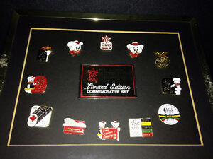 1988 city welcome pin set