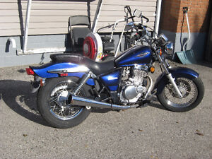 2007 suzuki gz-250 marauder parts bike