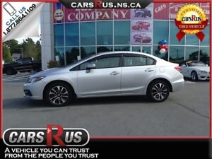 2014 Honda Civic EX FINANCE AND GET FREE WINTER TIRES!