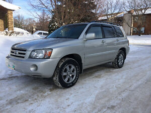2007 Toyota Highlander LIMITED SUV, Crossover **NEW SAFETY**