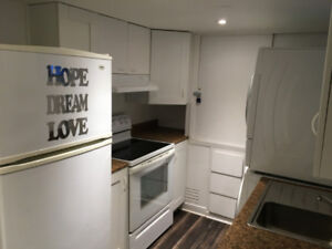 FURNISHED & ALL INCLUS APARTMENT FOR RENT 3 1/2 LOGEMENT A LOUER