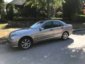 2005 Mercedes Benz C-230 Kompressor in excellent condition