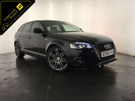 2009 59 AUDI A3 S LINE SPORT EDITION TDI DIESEL SERVICE HISTORY FINANCE PX
