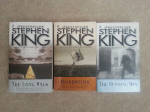 Trading 3 Stephen King books for a first edition of Mr. Mercedes