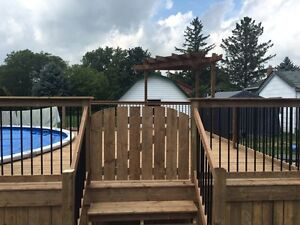 Fence and deck builders London Ontario image 3