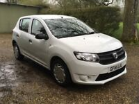 2014 Dacia Sandero 1.2 Ambiance 5dr Just Serviced And MOTD