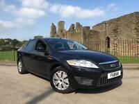 2008 58 Ford Mondeo 1.8TDCi 125 6sp Edge Diesel Black