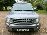 2012 Land Rover Discovery 4 SDV6 HSE Auto Estate Diesel Automatic