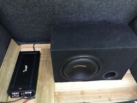 Sub & Amp package inPhase Jucie