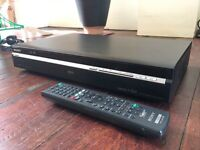 Sony RDR-HXD970 250GB DVD HDD recorder HDMI twin turner PVR