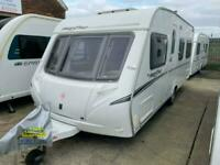 Abbey Freestyle 540 2008 Fixed Bed Caravan