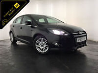 2014 FORD FOCUS TITANIUM TDCI DIESEL 1 OWNER FORD SERVICE HISTORY FINANCE PX
