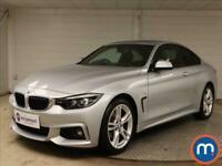 2019 BMW 4 Series 420d [190] M Sport 2dr Auto [Professional Media] Coupe Diesel