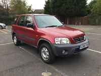 Honda CR-V Ls year 2000 4x4
