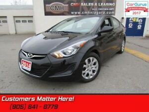 2014 Hyundai Elantra GL  BLUETOOTH, HEATED SEATS, STEERING AUDIO