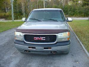 2001 GMC Sierra 1500 SL Camionnette