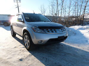 REDUCED!!! 2004 Nissan Murano SL All-Wheel Drive! LOADED!!!