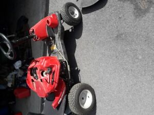 Troy Built Neighborhood Rider Lawnmower for sale or looking for
