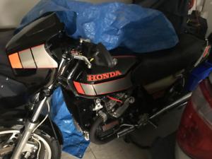 cx650e Euro honda 2 matching bikes plus extras