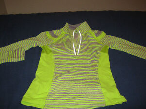 Lululemon Ivivva top for kids size 12