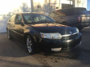 2003 Saturn Ion-3 6 MONTHS WARRANTY INCLUDED.