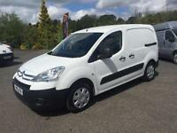 2011 CITROEN BERLINGO 625 ENTERPRISE L1 HDI 3 SEATER MODEL AIR CON PARTNER VAN