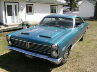 Welcome for A trade on this super nice Ford Cyclone 1967 .
