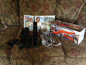 Nintendo Wii and assortment games. $150.00