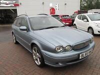 Jaguar X-TYPE 2.2D 2006MY Sport - NAV +LTHR