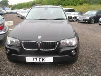 2007 BMW X3 2.0d SE LOW MILEAGE EXAMPLE, WORTH A LOOK