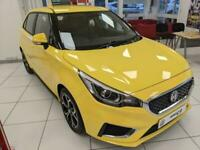 2020 MG MOTOR UK MG3 1.5 VTi-TECH Exclusive 5dr HATCHBACK Petrol Manual