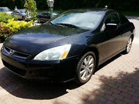 """HONDA ACCORD FULLY LOADED AMAZING DEAL """"BUY AS IS""""!"""