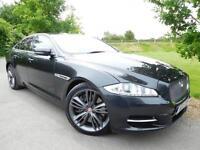 2011 Jaguar Xj 5.0 V8 Supercharged Supersport 4dr Auto [LWB] Rear Entertainme...