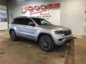 2018 Jeep Grand Cherokee Trailhawk 4X4 Luxury Group