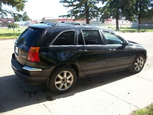 2005 Chrysler pacifica needs nothing comes with inspection!!!!!!