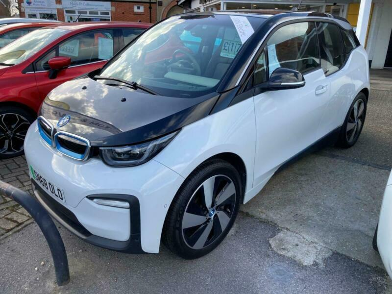 2018 BMW i3 125kW Range Extender 33kWh 5dr Auto HATCHBACK Electric Automatic