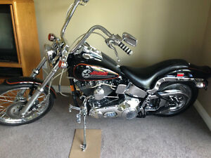 1997 custom softail for sale