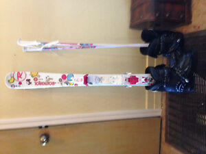 Ski alpin enfant