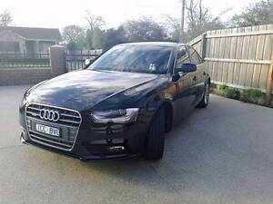 2014 Audi A4 Sedan with Parking Camera and more Mount Waverley Monash Area Preview