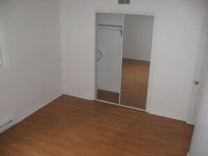 Appartements 3.5 à louer (630$/mois) a 10minutes d'Ottawa (Hull)
