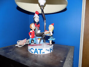 Cat in the Hat Lamp Kitchener / Waterloo Kitchener Area image 3