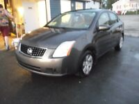 2009 Nissan Sentra Sedan!! 4 BRANDNEW STUDDED TIRES!!!