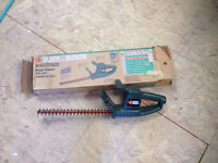 Black and Decker Hedge clippers