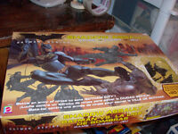 BOXED GAME BATMAN BEGINS SHADOW ASSAULT LIKE NEW
