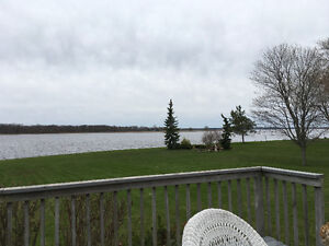 WATERFRONT PROPERTY BETWEEN PRESQU'ILE AND SANDBANKS PROV. PARK