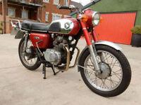 HONDA CD175 1975